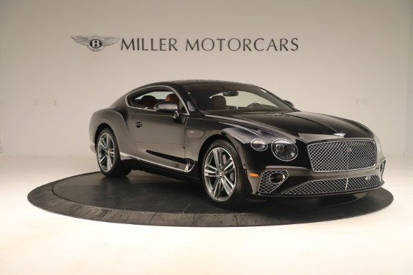 New 2020 Bentley Continental GT V8 for sale Sold at Maserati of Greenwich in Greenwich CT 06830 11