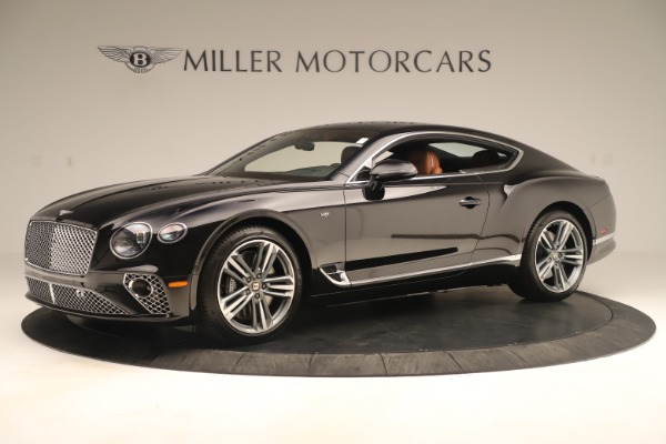 New 2020 Bentley Continental GT V8 for sale Sold at Maserati of Greenwich in Greenwich CT 06830 2