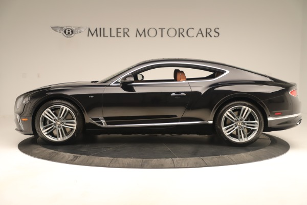 New 2020 Bentley Continental GT V8 for sale Sold at Maserati of Greenwich in Greenwich CT 06830 3