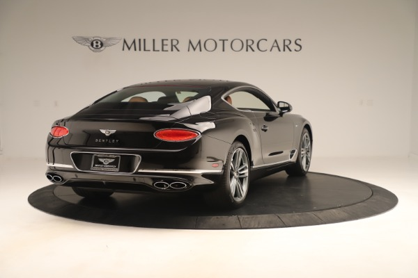 New 2020 Bentley Continental GT V8 for sale Sold at Maserati of Greenwich in Greenwich CT 06830 7