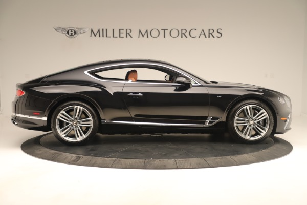New 2020 Bentley Continental GT V8 for sale Sold at Maserati of Greenwich in Greenwich CT 06830 9