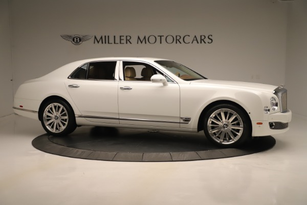 Used 2016 Bentley Mulsanne for sale Sold at Maserati of Greenwich in Greenwich CT 06830 10