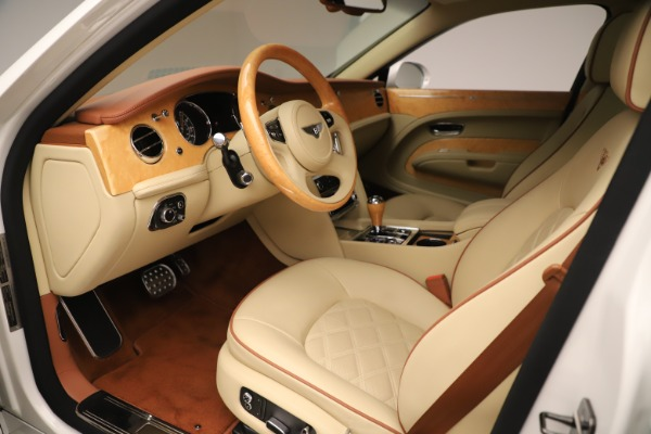 Used 2016 Bentley Mulsanne for sale Sold at Maserati of Greenwich in Greenwich CT 06830 18