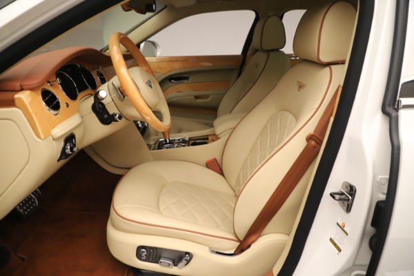 Used 2016 Bentley Mulsanne for sale Sold at Maserati of Greenwich in Greenwich CT 06830 19
