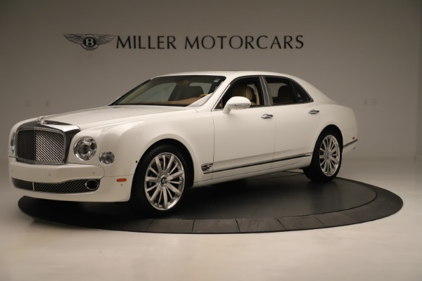Used 2016 Bentley Mulsanne for sale Sold at Maserati of Greenwich in Greenwich CT 06830 2