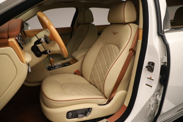 Used 2016 Bentley Mulsanne for sale Sold at Maserati of Greenwich in Greenwich CT 06830 20