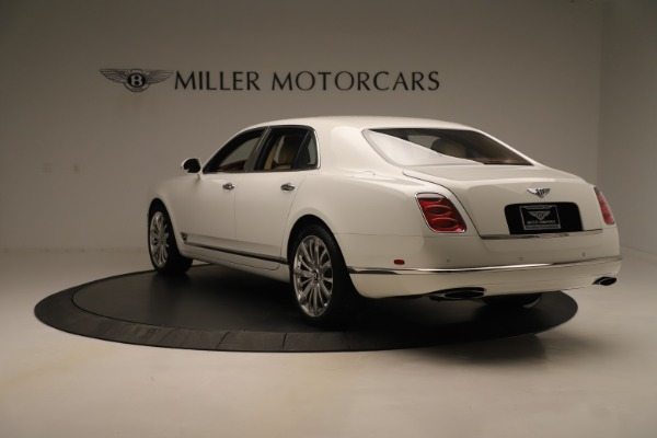 Used 2016 Bentley Mulsanne for sale Sold at Maserati of Greenwich in Greenwich CT 06830 5
