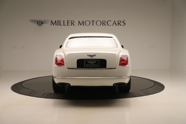 Used 2016 Bentley Mulsanne for sale Sold at Maserati of Greenwich in Greenwich CT 06830 6