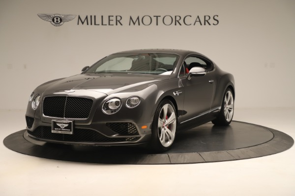 Used 2016 Bentley Continental GT V8 S for sale Sold at Maserati of Greenwich in Greenwich CT 06830 1