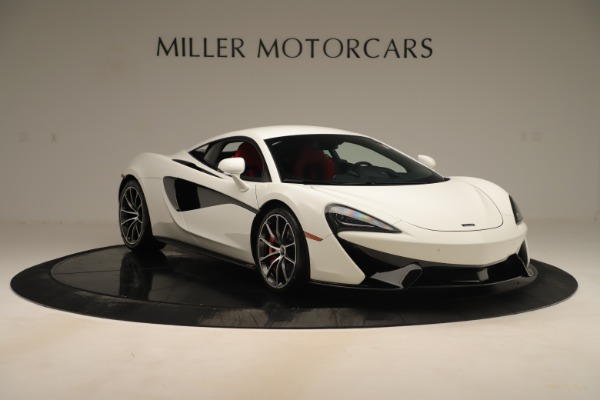 New 2020 McLaren 570S for sale $215,600 at Maserati of Greenwich in Greenwich CT 06830 10