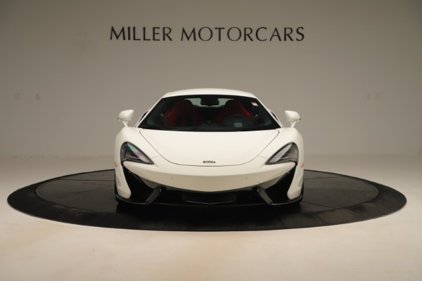 New 2020 McLaren 570S Coupe for sale $215,600 at Maserati of Greenwich in Greenwich CT 06830 11