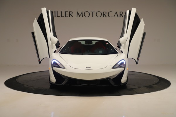 New 2020 McLaren 570S Coupe for sale $215,600 at Maserati of Greenwich in Greenwich CT 06830 12