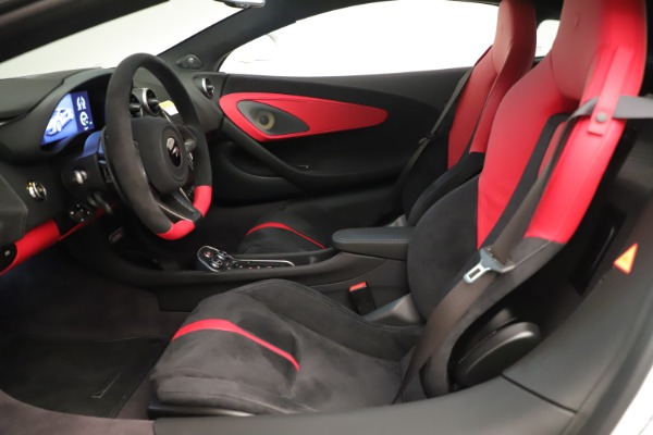 New 2020 McLaren 570S Coupe for sale $215,600 at Maserati of Greenwich in Greenwich CT 06830 17