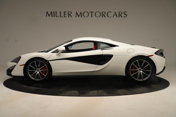 New 2020 McLaren 570S for sale $215,600 at Maserati of Greenwich in Greenwich CT 06830 2
