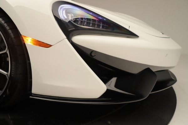 New 2020 McLaren 570S Coupe for sale $215,600 at Maserati of Greenwich in Greenwich CT 06830 22