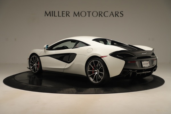 New 2020 McLaren 570S Coupe for sale $215,600 at Maserati of Greenwich in Greenwich CT 06830 3