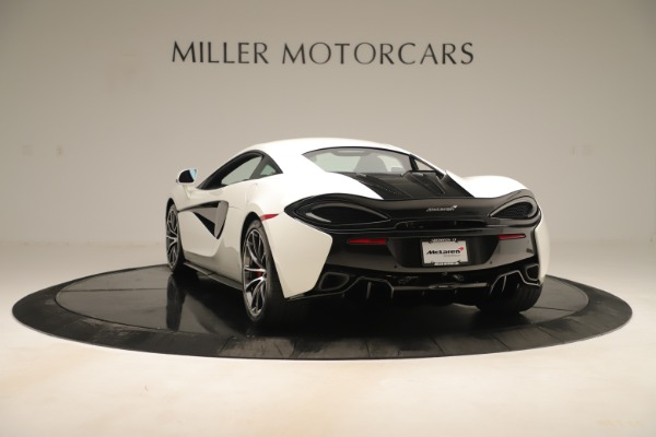 New 2020 McLaren 570S Coupe for sale $215,600 at Maserati of Greenwich in Greenwich CT 06830 4