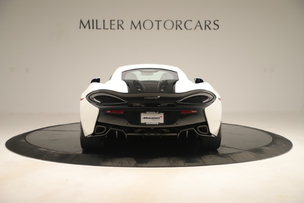 New 2020 McLaren 570S for sale $215,600 at Maserati of Greenwich in Greenwich CT 06830 5