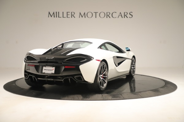 New 2020 McLaren 570S for sale $215,600 at Maserati of Greenwich in Greenwich CT 06830 6