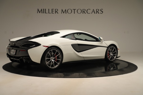 New 2020 McLaren 570S for sale $215,600 at Maserati of Greenwich in Greenwich CT 06830 7