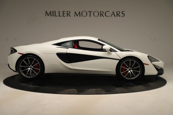 New 2020 McLaren 570S for sale $215,600 at Maserati of Greenwich in Greenwich CT 06830 8