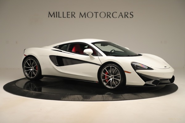 New 2020 McLaren 570S for sale $215,600 at Maserati of Greenwich in Greenwich CT 06830 9