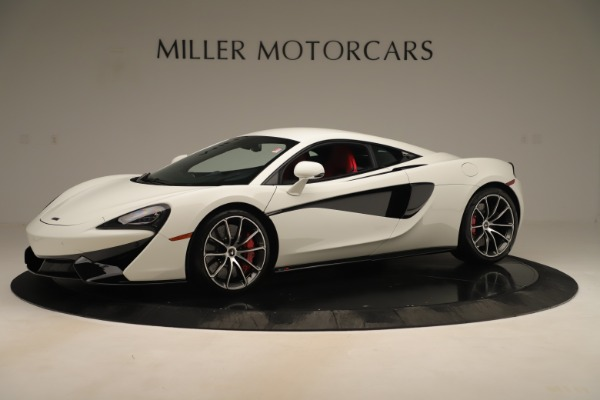 New 2020 McLaren 570S Coupe for sale $215,600 at Maserati of Greenwich in Greenwich CT 06830 1