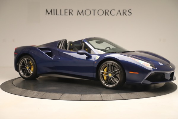 Used 2018 Ferrari 488 Spider for sale $298,900 at Maserati of Greenwich in Greenwich CT 06830 10