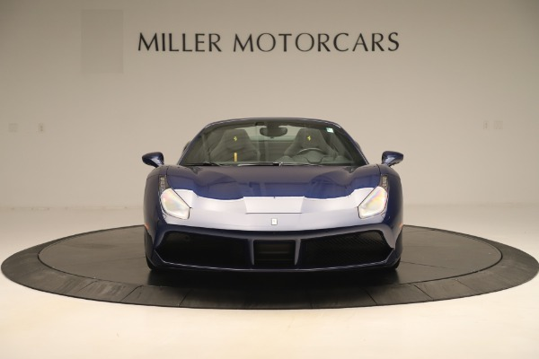 Used 2018 Ferrari 488 Spider for sale $298,900 at Maserati of Greenwich in Greenwich CT 06830 12