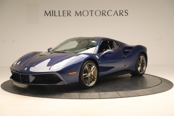 Used 2018 Ferrari 488 Spider for sale $298,900 at Maserati of Greenwich in Greenwich CT 06830 13