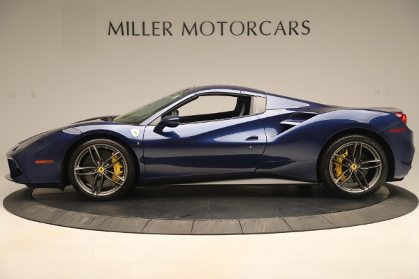 Used 2018 Ferrari 488 Spider for sale $298,900 at Maserati of Greenwich in Greenwich CT 06830 14