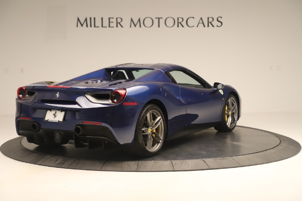 Used 2018 Ferrari 488 Spider for sale $298,900 at Maserati of Greenwich in Greenwich CT 06830 16