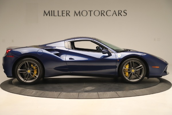 Used 2018 Ferrari 488 Spider for sale $298,900 at Maserati of Greenwich in Greenwich CT 06830 17