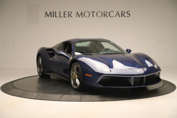 Used 2018 Ferrari 488 Spider for sale $298,900 at Maserati of Greenwich in Greenwich CT 06830 18
