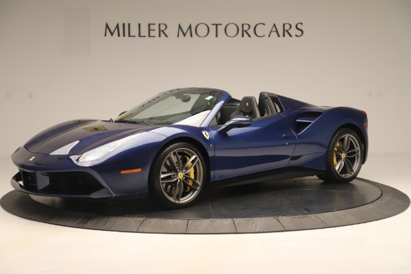 Used 2018 Ferrari 488 Spider for sale $298,900 at Maserati of Greenwich in Greenwich CT 06830 2