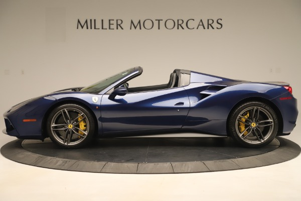 Used 2018 Ferrari 488 Spider for sale $298,900 at Maserati of Greenwich in Greenwich CT 06830 3