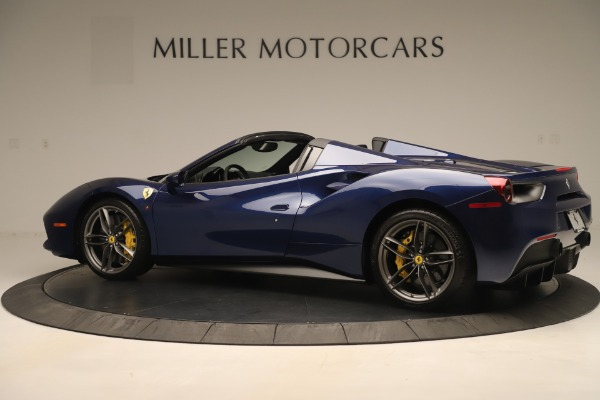 Used 2018 Ferrari 488 Spider for sale $298,900 at Maserati of Greenwich in Greenwich CT 06830 4