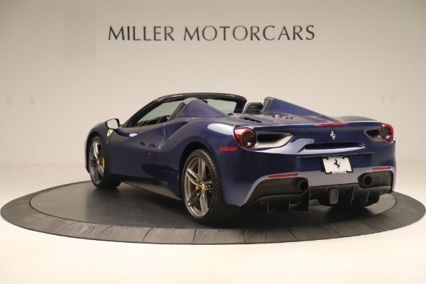 Used 2018 Ferrari 488 Spider for sale $298,900 at Maserati of Greenwich in Greenwich CT 06830 5