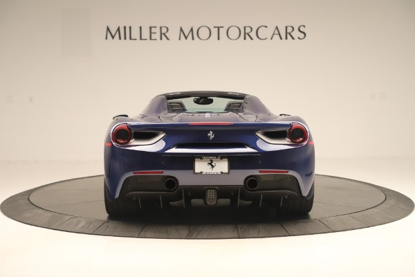 Used 2018 Ferrari 488 Spider for sale $298,900 at Maserati of Greenwich in Greenwich CT 06830 6