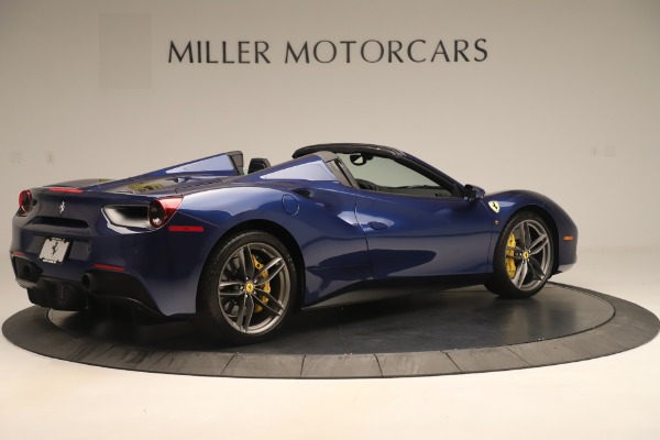 Used 2018 Ferrari 488 Spider for sale $298,900 at Maserati of Greenwich in Greenwich CT 06830 8