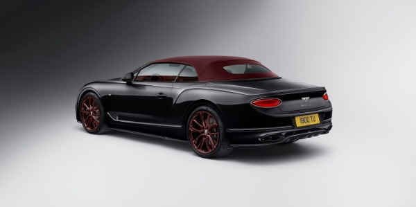 New 2020 Bentley Continental GTC W12 Number 1 Edition by Mulliner for sale Sold at Maserati of Greenwich in Greenwich CT 06830 2