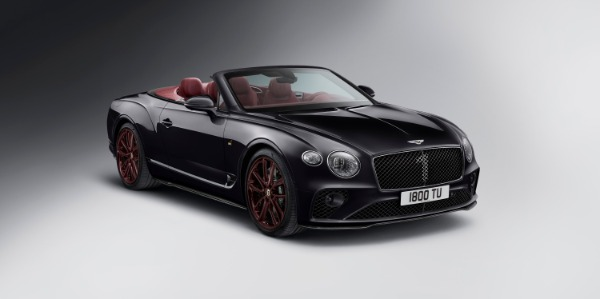 New 2020 Bentley Continental GTC W12 Number 1 Edition by Mulliner for sale Sold at Maserati of Greenwich in Greenwich CT 06830 3