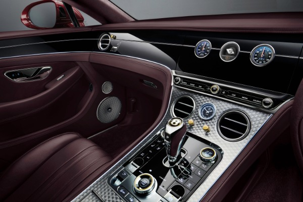 New 2020 Bentley Continental GTC W12 Number 1 Edition by Mulliner for sale Sold at Maserati of Greenwich in Greenwich CT 06830 4