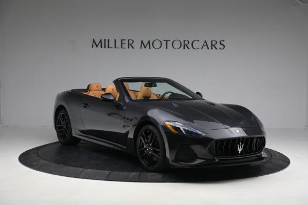 New 2019 Maserati GranTurismo MC Convertible for sale $178,745 at Maserati of Greenwich in Greenwich CT 06830 11