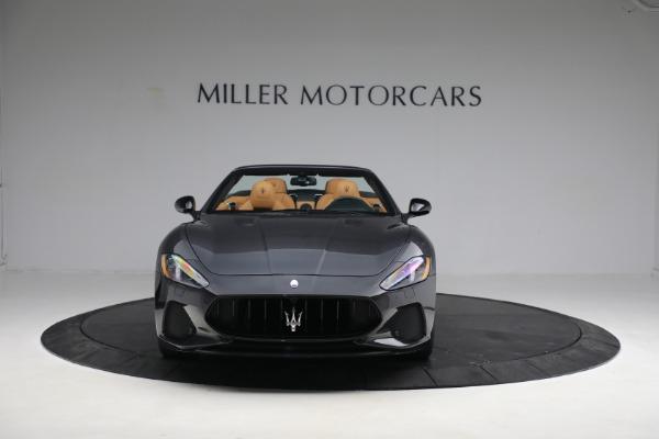 New 2019 Maserati GranTurismo MC Convertible for sale $178,745 at Maserati of Greenwich in Greenwich CT 06830 12