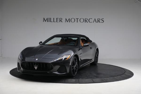 New 2019 Maserati GranTurismo MC Convertible for sale $178,745 at Maserati of Greenwich in Greenwich CT 06830 13