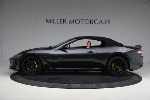 New 2019 Maserati GranTurismo MC Convertible for sale $178,745 at Maserati of Greenwich in Greenwich CT 06830 15