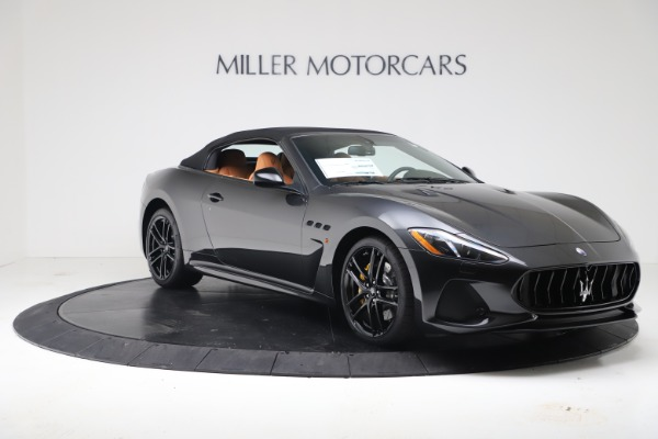 New 2019 Maserati GranTurismo MC Convertible for sale $178,745 at Maserati of Greenwich in Greenwich CT 06830 18