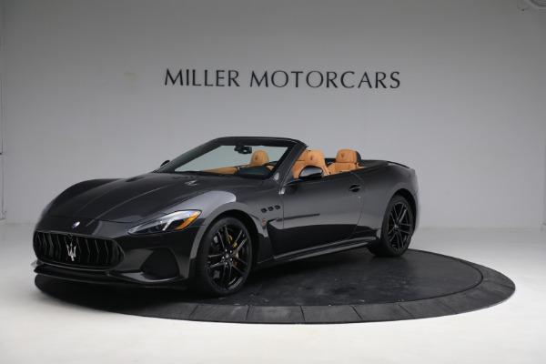 New 2019 Maserati GranTurismo MC Convertible for sale $178,745 at Maserati of Greenwich in Greenwich CT 06830 2