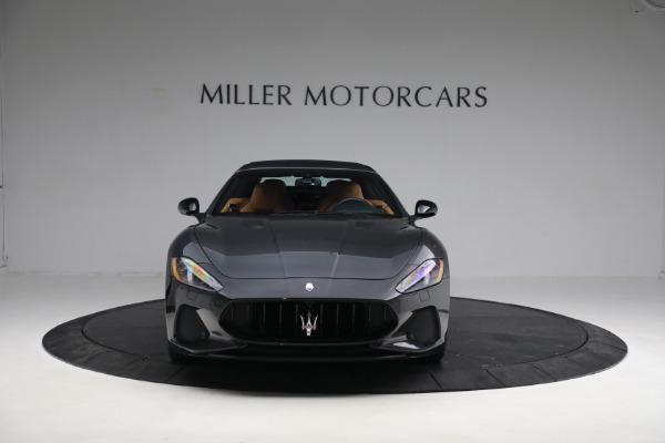 New 2019 Maserati GranTurismo MC Convertible for sale $178,745 at Maserati of Greenwich in Greenwich CT 06830 24